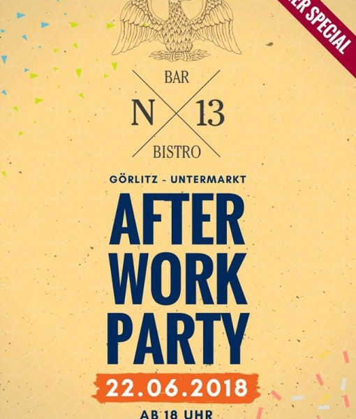 After Work Party